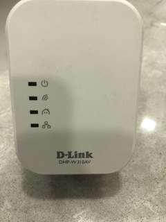 🚚 D-link DHP-W310AV