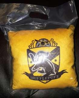 Harry Potter Hufflepuff Cushion cum Neck Pillow