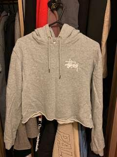 Study's cropped hoody