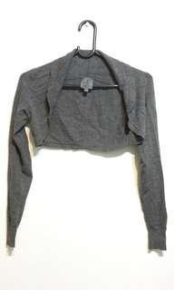CK Calvin Klein cropped cardigan