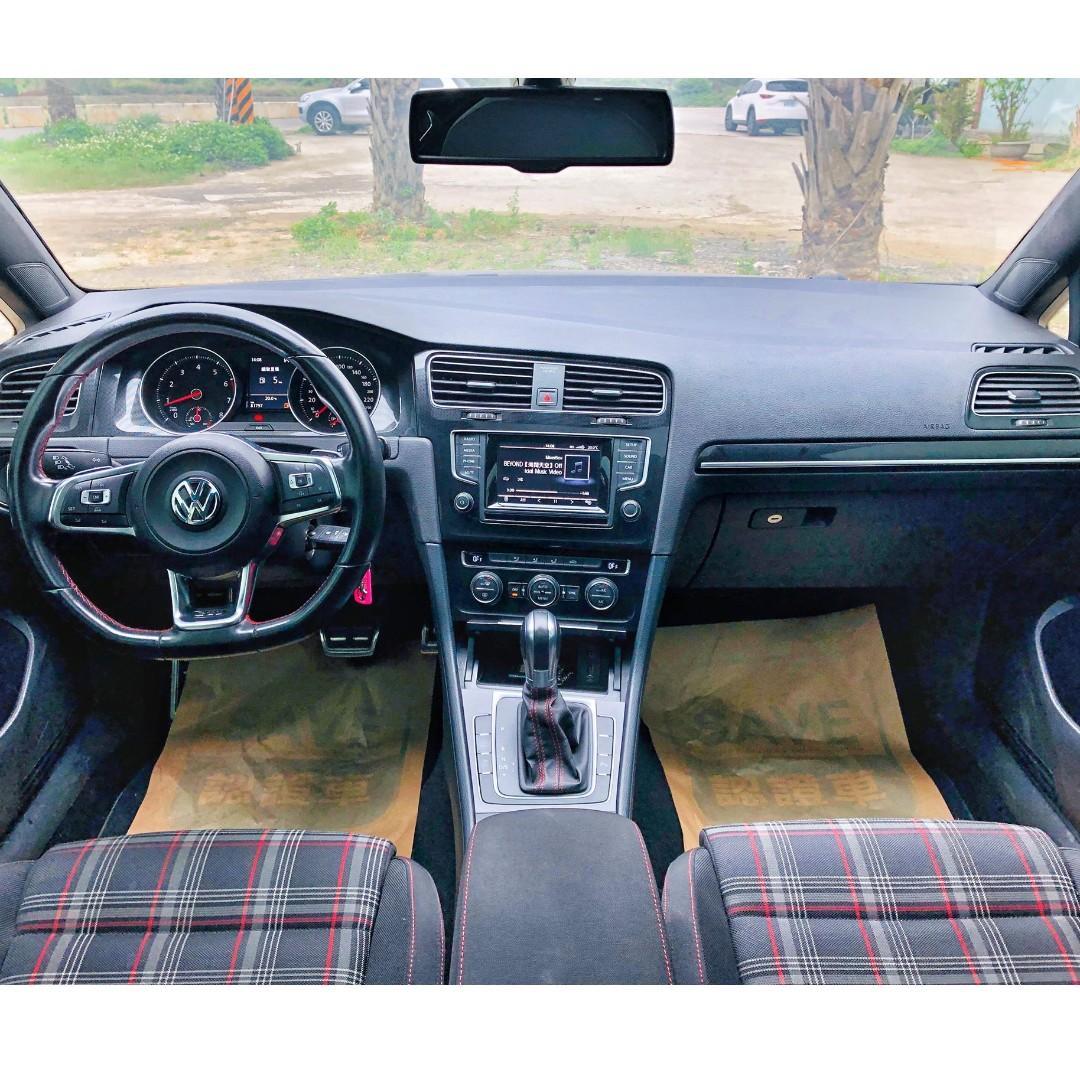 2015年-福斯-Golf GTI  七代