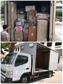 Movers / piano / packing/ disposal/delivery