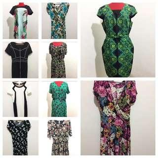 🚚 One Lot of 10 dresses