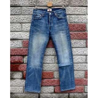🚚 Levis 501 二手牛仔褲- 正品 -(LEVIS 08501-0372)-W30