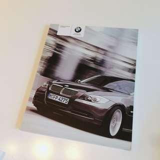 BMW E90 Handbook 寶馬330 335i