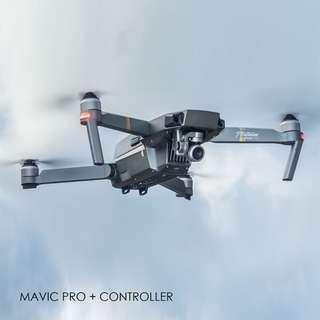 [Rental] DJI Mavic Pro Fly More