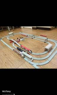 Daiso 玩具火車