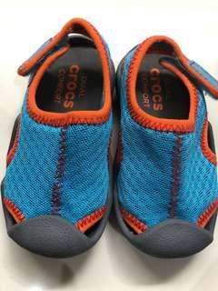 Preloved Sepatu Sendal Crocs Size 6
