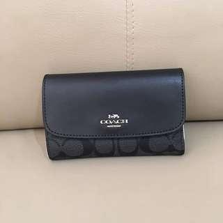 Coach medium envelope wallet