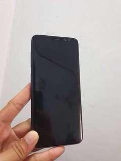 Samsung S8 Orchid Grey Original Ex SEIN