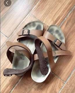 Birkenstock涼鞋35尺寸