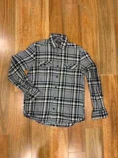 H&M Grey Flannel