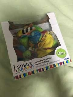 Lamaze hand and foot finder