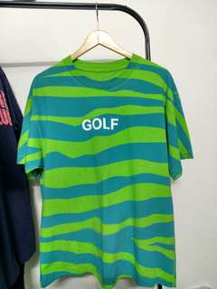 265f94f9a6e452 GOLFWANG tiger t-shirt Tyler the creator
