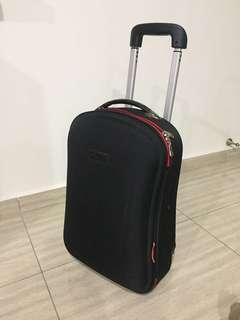 Extra small luggage trolley bag
