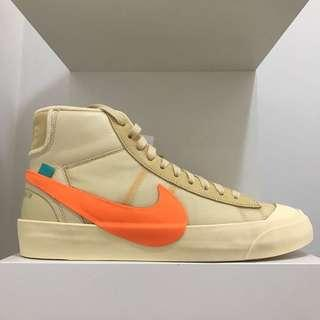Nike Off White Blazer Mid All Hallow's Eve