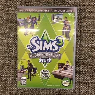 The Sims3 High-End Loft Expansion Pack