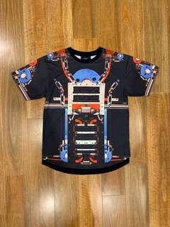 Givenchy SS14 Robot Shirt