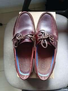 Sperry Top Spider 44.5 MURAH Dark Brown ORIGINAL