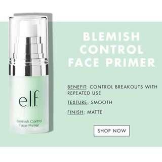 🚚 elf Blemish Control Primer