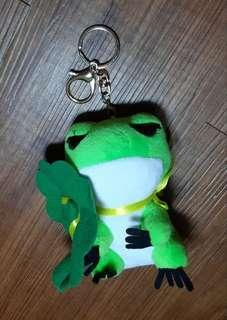 🚚 草旅蛙吊飾