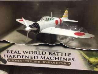 Forces of Valor War Plane 1:72 Japan Mitsubishi ZERO (Pearl Harbor 1941)