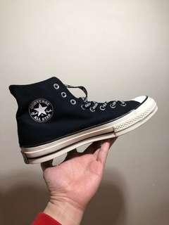 全新Converse x Goretex hi-top黑色