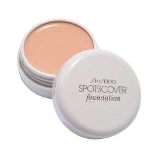Shiseido Spotscover Foundation Concealer S100 遮瑕膏 遮瑕粉底