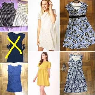 🚚 Maternity Nursing top dress