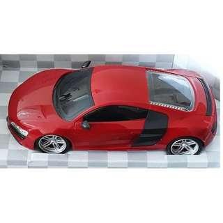 1:24 Remote Control Audi R8 Car (RED) FOC Ferrari Diecast