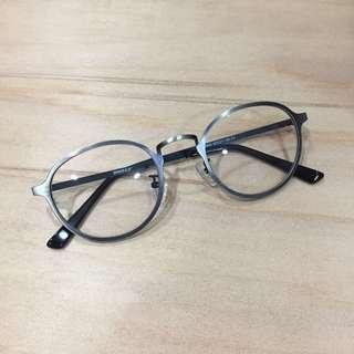 🚚 文青眼鏡(無度數) #半價良品市集