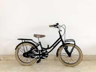 London Taxi Bike 18inch (Black)