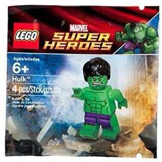Lego Hulk Polybag 5000022