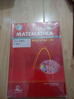 Buku matematika kelas 1p X gematama peminatan ipa