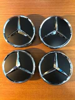 Mercedes Rim / Wheel Cap 7.5cm