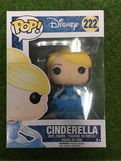 🚚 Funko cinderella 正版 新品 Disney