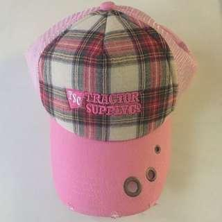 Tractor Supply 粉紅運動帽 可❤️全新 市價3折