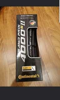 🚚 Continental Grand Prix GP4000 - 25mm 700c