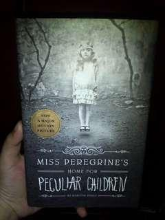 Buku Miss Peregrine's Home for Peculiar Children