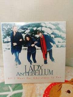 🚚 懷舊女郎Lady Antebellum-單曲CD All I want for Christmas is you