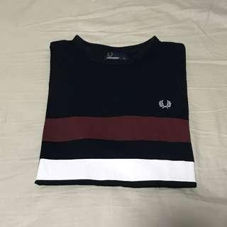 Fred Perry Stripe Ringer T-shirt