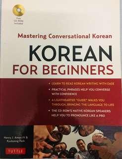 Korean Language Book (korean-english)
