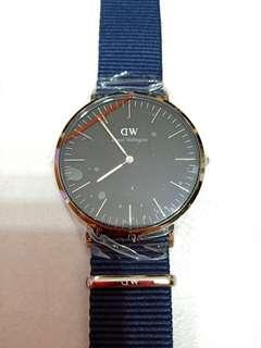🚚 Classic Bayswater Black (silver, 40mm)