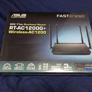 🚚 ASUS RT-AC1200G+ Wireless Dual-Band Router