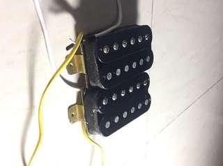 Pickup Gitar G&B Bridge & Neck