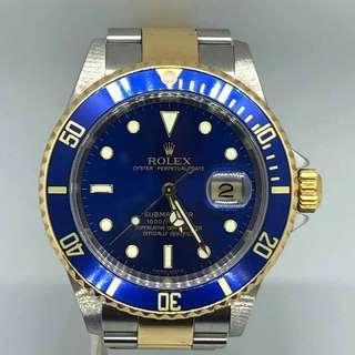 Rolex Submariner 16613LB
