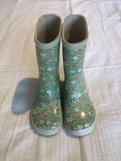 🚚 Aigle collaboration with Liberty Rain boots size 24