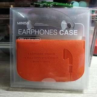 Earphones Case / Tempat headset