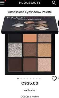 Hude obsessions palette