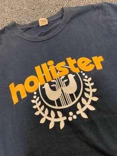 絕版 Hollister 復古男T L號